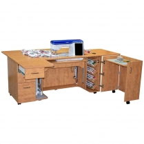 Horn of America: Sewing Cabinet Model 8090