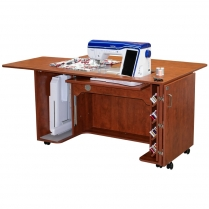 Horn of America: Sewing Quilting Cabinet Model 8050