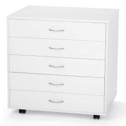 Mod 5 Drawer Storage Cabinet